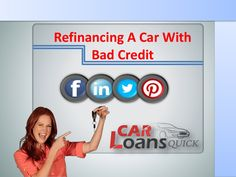 Check out here to refinancing a car loan with bad credit online and save more money with low interest on free quotes. Apply now and get details about car refinancing for bad credit at affordable rates. #mortgage #refinance