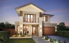 Last Trending Get all images ideal home design ideas Viral d d f ec c b edc d Beautiful Home Designs, New Home Designs, Beautiful Homes, Style At Home, 2 Storey House Design, Dream House Exterior, Exterior Houses, Modern Exterior, Plantation Homes