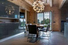 dom z bali drewnianych - 10