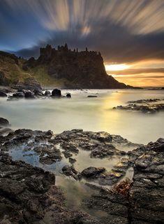 Dunluce - Co Antrim  Gary McParland- Fine Art Landscape Photography  www.garymcparland.com