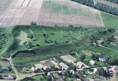 A szabolcsi földvár légifotón Hungary, Castles, City Photo, Dolores Park, Europe, Travel, Viajes, Chateaus, Trips