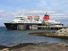 MV Caledonian Isles at Brodick