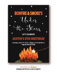 61 best birthday invitations images in 2018 party printables