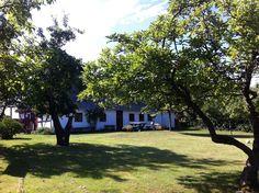 Ferienhaus Hesselbjerg v. Ristinge. Gemütliches Bauernhaus auf Langeland