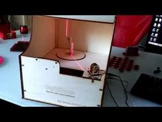 Arduino 3D scanner DIY - Customized FabScan Project - Ardumotive Arduino Greek Playground