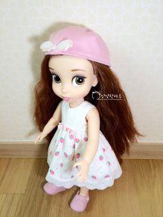 [베이비돌] 벨의 모자 만들었어요!ㅎ : 네이버 블로그