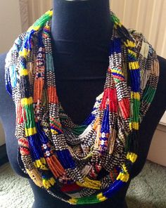 Handmade jewelry from Africa‎