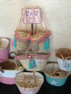 cbc97bfe6 19 mejores imágenes de petate | Straw Bag, Wallet y Beach bags
