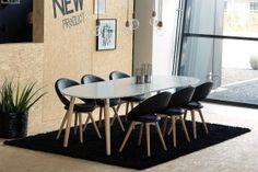 Stół rozkładany Hit biały drewniany 170-270 cm