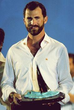 Miss Honoria Glossop:  Crown Prince Felipe of Spain