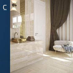 Experience global trends - premium tiles, sanware, accessories #ClassicLuxury