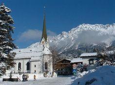Scheffau am Wilden Kaiser (Kufstein) Tirol AUT
