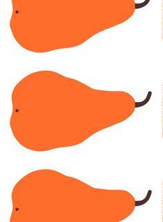 Maija & Kristina Isola, fabric design Päärynä (Pear) for Marimekko, Textiles, Textile Patterns, Textile Design, Fabric Design, Print Patterns, Pattern Design, Pattern Texture, Marimekko Fabric, Orange Is The New Black