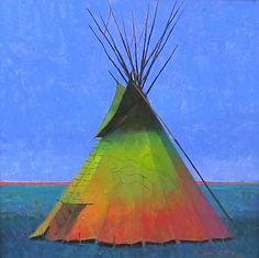 Blue Rain Tom Gilleon kK