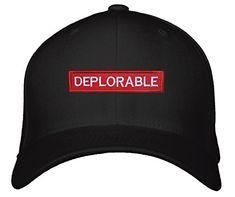 a25bfa13e39 Deplorable Hat Funny Pro Trump Style Color Options  snowflakerepellent.com   snowflakerepellent  trumpwear  trumpgear  trump2020  trumpnews   conservative