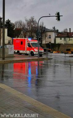#Rettungswagen #Iserlohn