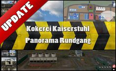 Kokerei Kaiserstuhl Update (Panorama Rundgang)