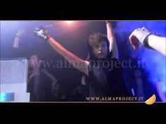 ALMA PROJECT - Fire Show Dancers - Club/Party set - YouTube