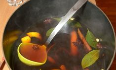 Tom Kerridge shares one of his favourite festive recipes for Christmas: Mulled cider