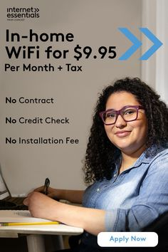 Get connected with Internet Essentials from Comcast. Healthcare and benefits, job opportunities and more all for you to discover. Tap the Pin to apply. Simple Life Hacks, Useful Life Hacks, Saving Ideas, Money Saving Tips, Cheap Internet, States Of Consciousness, Money Matters, Money From Home, Things To Know