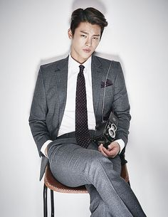 VOSTRO F/W 2015 Ad Campaign Feat. Seo In Guk | Couch Kimchi