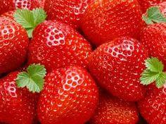 Just good old plain strawberries - Love it!!!