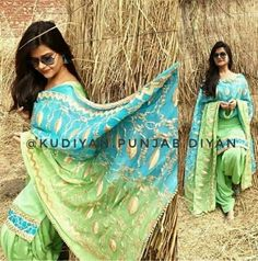 Place ur orders on whatsapp We ship worldwide✈ Indian Attire, Indian Wear, Indian Outfits, Trendy Suits, Stylish Suit, Sharara Suit, Shalwar Kameez, Salwar Suits, Designer Punjabi Suits