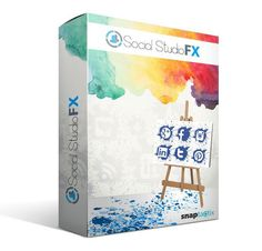 Social Studio FX by Jimmy Kim Review – Professional Graphics Software That Will Support Your Efforts To Creates Social Media & Advertising Graphics for Any Social Media Platform In 3 Simple Steps, Available For PC & Mac