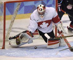 Ice Hockey Preliminary Game #7 USA vs CAN