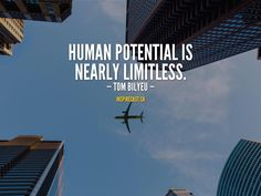 Human potential is nearly limitless. Motivation For Today, Jack Welch, Quest Nutrition, Entrepreneur Inspiration, Daily Inspiration Quotes, Small Business Marketing, Successful People, Deep Thoughts, How To Become
