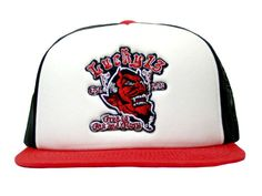 96d4850d Lucky 13 snapback Hat Trucker Cap Grease Gas Glory Devil Tattoo Hot Rod  Biker #lucky13