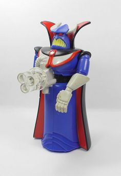 "Toy Story - Zurg - Toy Figure - Disney - 4"" Tall"