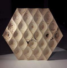 Panele 3D drewniane na ścianę - Producent ZIG ZAG Wrocław Wall, Walls