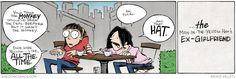 LOVE SHELDON!! Strip for August / 19 / 2014 - Dude Wore Yellow, like ALL THE TIME