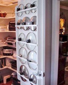 100 smart kitchen organization ideas for first apartment (53)