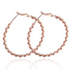 $1.47   45mm Diameter Round Hoop Earring Copper Earrings for Women Two Colors http://www.eozy.com/45mm-diameter-round-hoop-earring-copper-earrings-for-women-two-colors.html