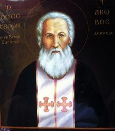 Πνευματικοί Λόγοι: Ο Άγιος των ανέργων, Γέροντας Ιάκωβος της Βίτσας