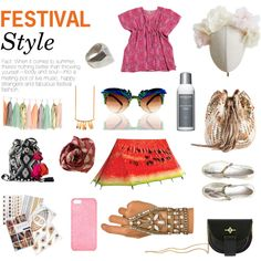 How To Wear Festival Style Outfit Idea 2017 - Fashion Trends Ready To Wear For Plus Size, Curvy Women Over 20, 30, 40, 50