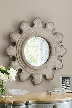 SOLEIL MIRROR from Soft Surroundings
