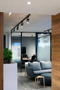 Aerocare Fitout // Commercial Office // Interior Design // Brisbane // Australia…