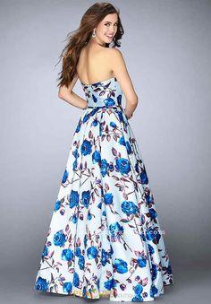 La Femme Dress 24286