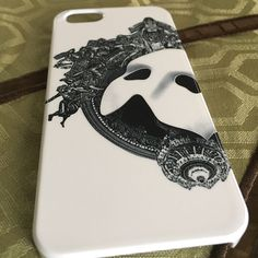 Iphone case phantom of the opera case for iphone accessories phone cases. Broadway Theatre, Musical Theatre, Iphone 5s Accessories, Theatre Nerds, Theater, Opera Ghost, Music Of The Night, Love Never Dies, Phantom Of The Opera