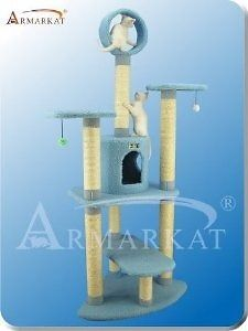 "Armarkat 65"" Cat Tree Furniture Condo"