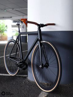 Fixie Factory Frame & Full Carbon Fork by fixie-factory, via Flickr