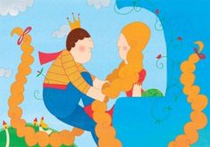 Ilustradora: Mariona Tolosa  Rapunzel. Ediciones Defâbula 2012