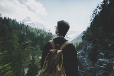 #adult #adventure #backpack #daylight #environment #forest #hike #landscape #man #mountain #nature #outdoors #park #person #portrait #recreation #scenic #travel #trees #woods