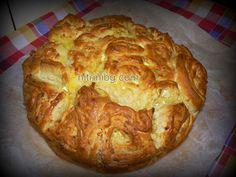 Bulgarian Bread Recipe, Bulgarian Recipes, Bread Recipes, Cooking Recipes, Choux Pastry, Bread And Pastries, Cauliflower, Food And Drink, Yummy Food