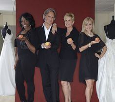 Flo, Monte, Lori and Robin from Say Yes To The Dress Atlanta (: