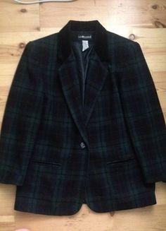 Kaufe meinen Artikel bei #Kleiderkreisel http://www.kleiderkreisel.de/damenmode/blazer-blazer/127902186-vintage-blazer-kariert