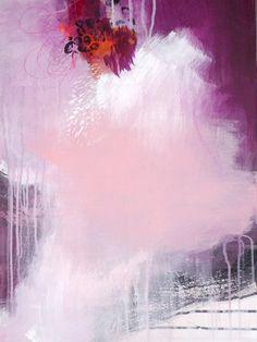 Original große abstrakte Malerei moderne Malerei von ARTbyKirsten